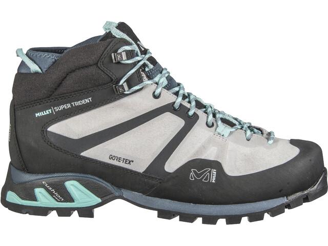 a3e44d192dc Millet Super Trident GTX Shoes Women, high rise/aruba blue